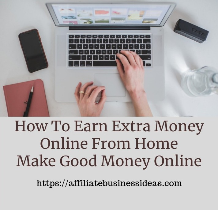 earn extra money online