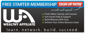 Join Wealthy Affiliate Free