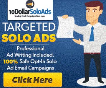 10 Dollar Solo Ads Banner